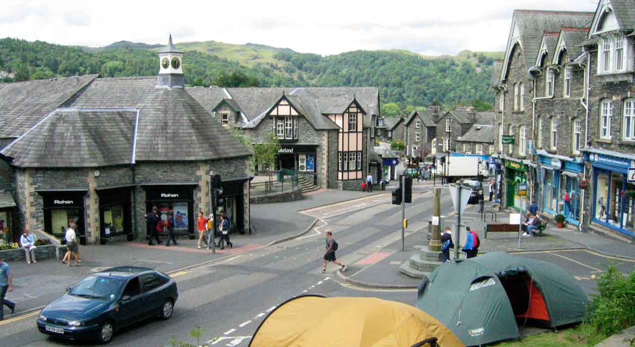 Ambleside Cottage Holly Howe Self Catering Holidays